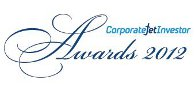 Corporate Jet Investor Awards 2012
