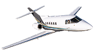 Flight Options Hawker 800XP