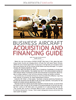 Forbes Business Aviation Special Report