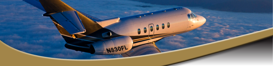 Flight Options® Hawker 800XP®