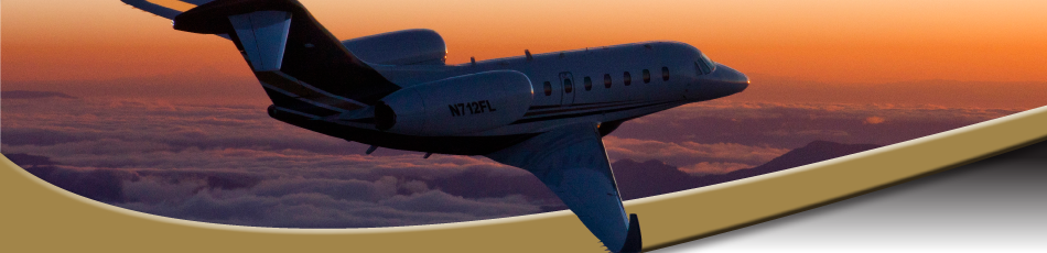 Flight Options® Citation X®