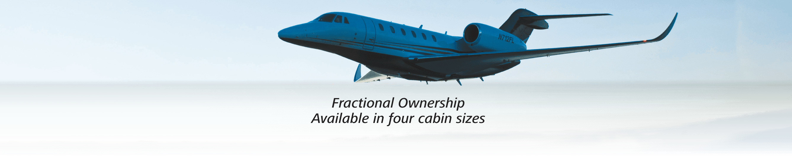 Flight Options Fractional Private Jet Ownership