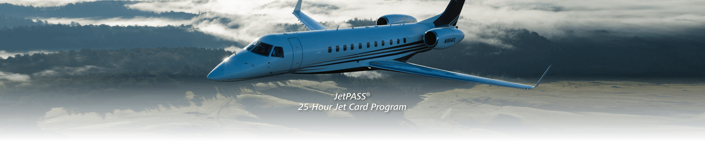 Flight Options JetPASS® 25-Hour Card Program