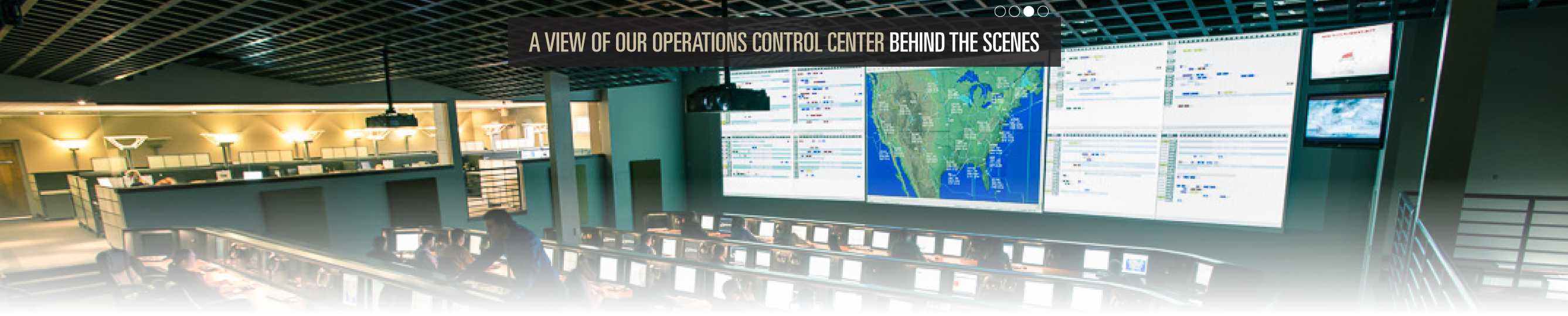 Flight Options Operations Control Center Tour